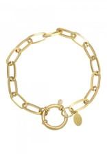 Bracelet chain Eve gold