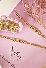 Bracelets Sisters forever friends