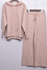 JSM Set Pull & broek roze