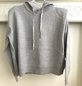 JSM Pull/sweater capouchon grey