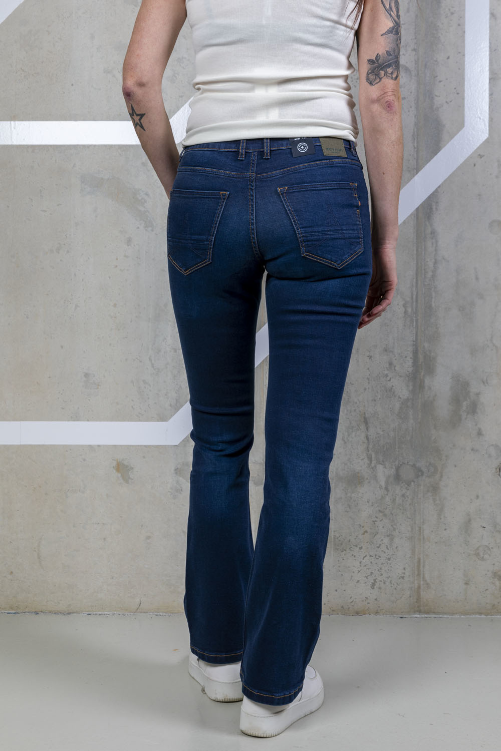 amy bootcut   herbal blue-3