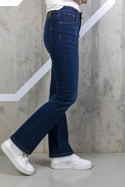amy bootcut | herbal blue