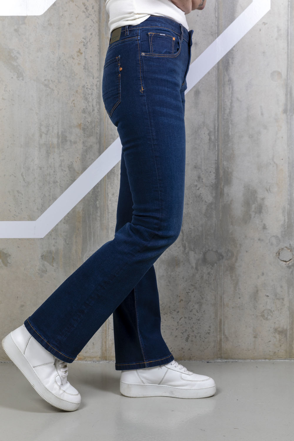 amy bootcut   herbal blue-1