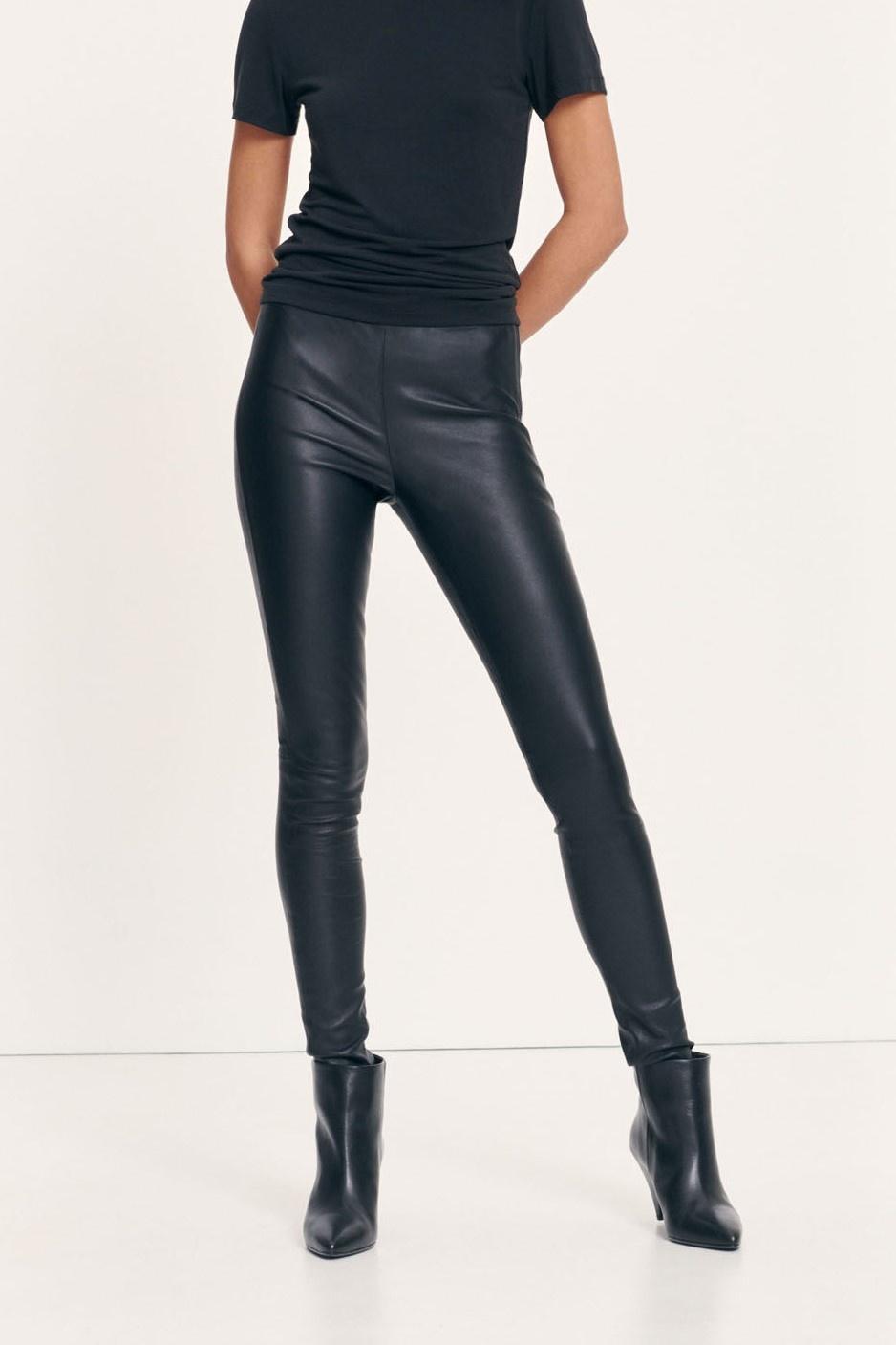 delta leather leggings   black-2