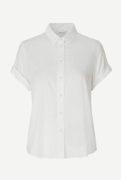majan shirt   clear cream