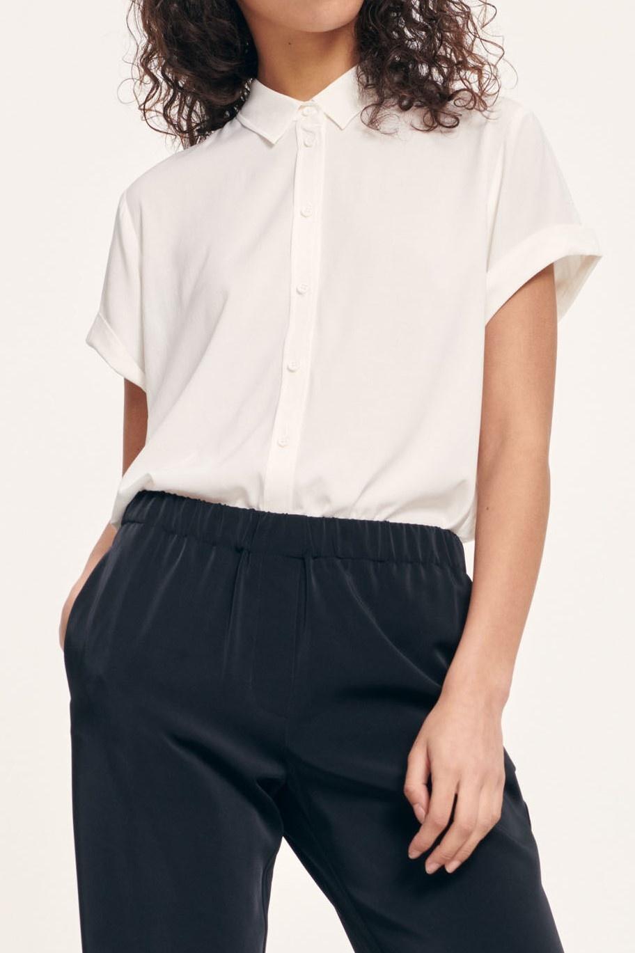 majan shirt   clear cream-2
