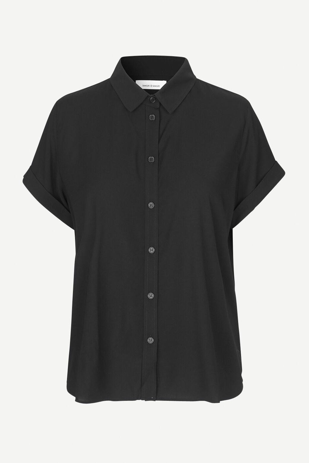 majan shirt | black-1