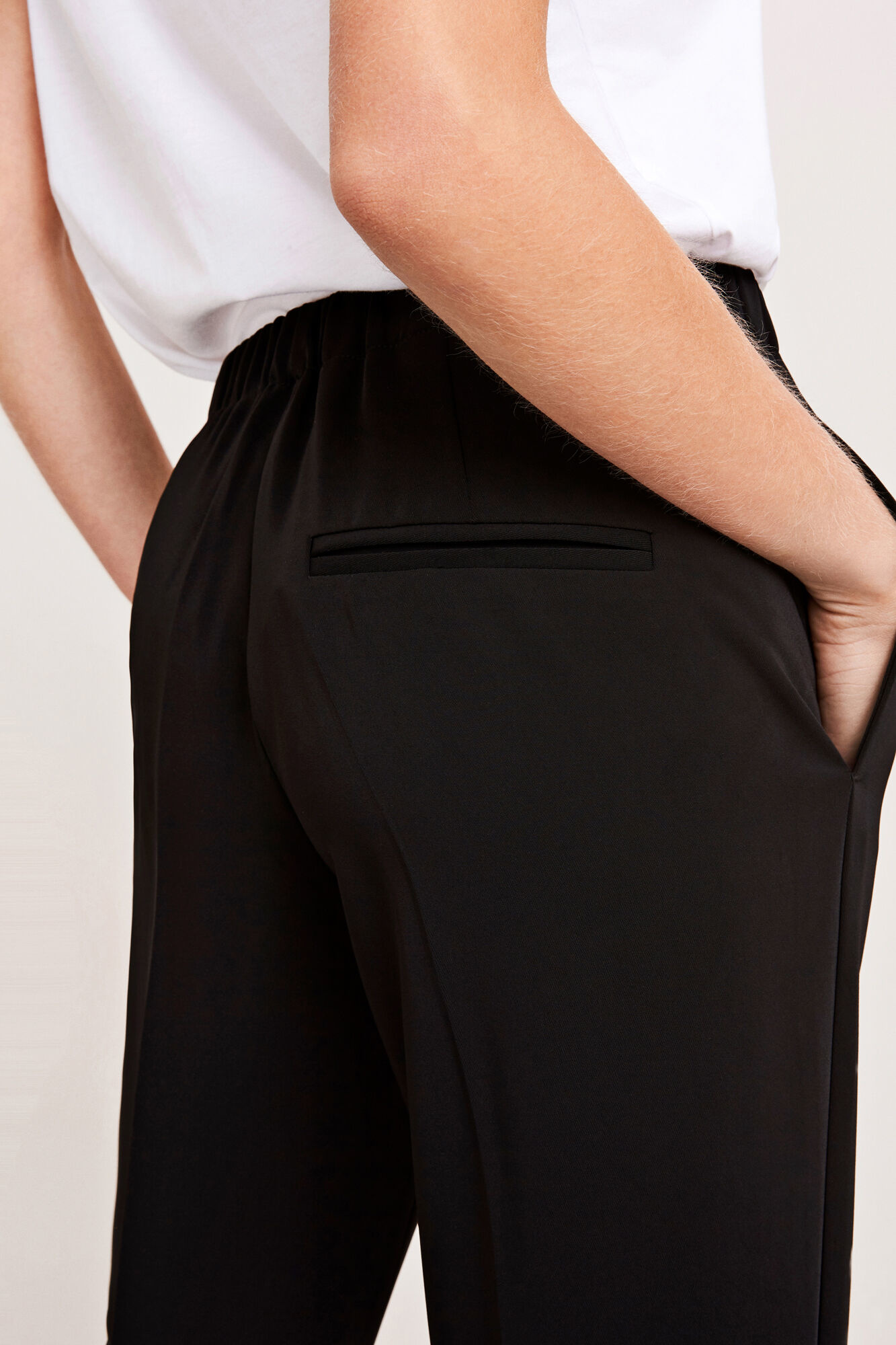 hoys pants | black-4