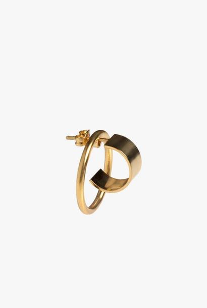 earring atlas | gold - single