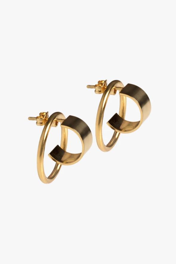 earring atlas | gold - pair-1