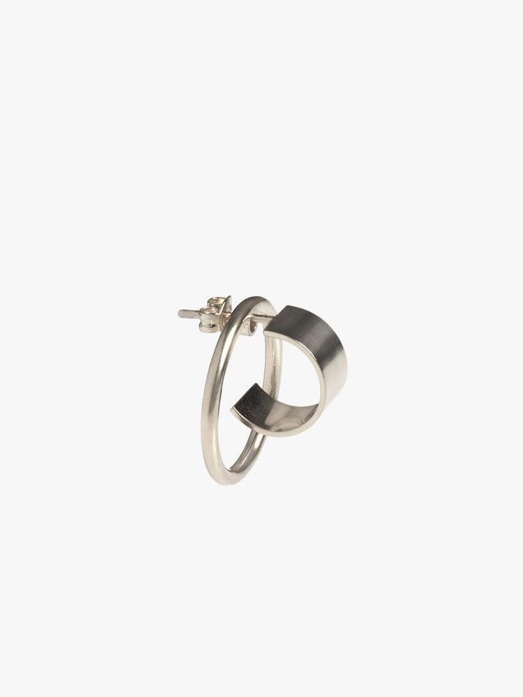 earring atlas | silver - single-2