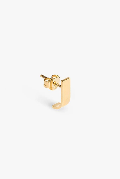 earring pack pin L | gold