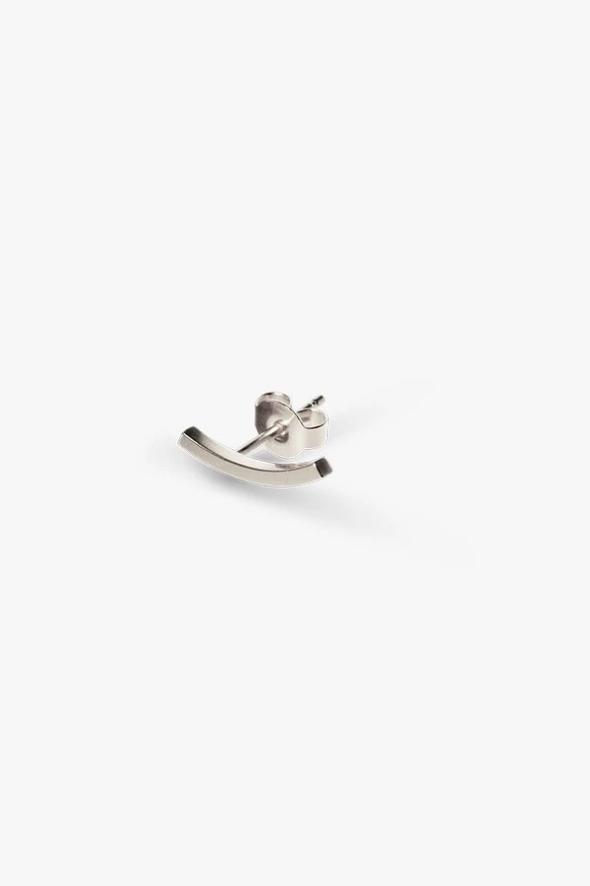 earring bit tack | silver-1