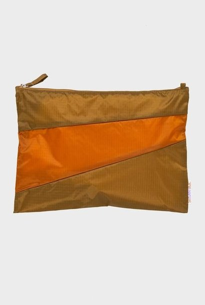 the new pouch   make & sample LARGE