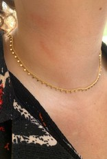 Fine Dot Necklace