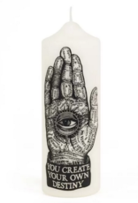 Candle Hand
