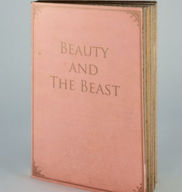 "Notebook ""Beauty and the beast"""