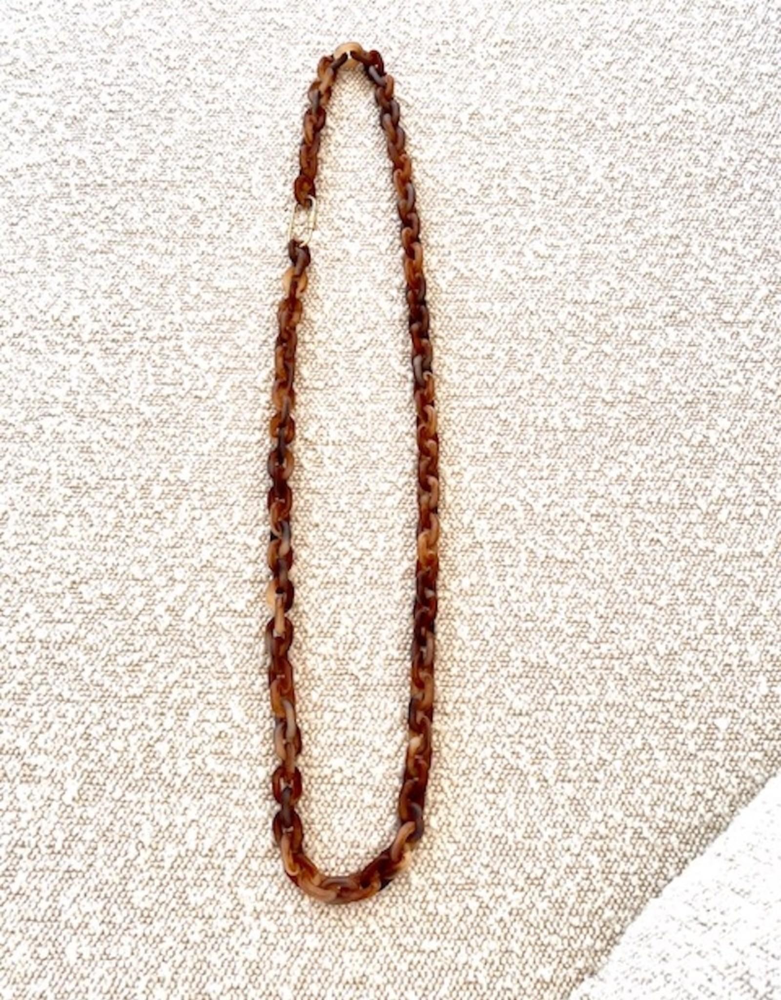 Chunky long chain