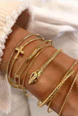 Bell Air Bracelet Gold