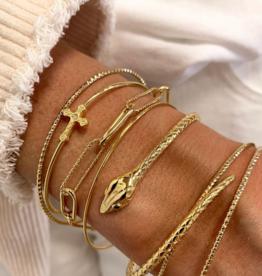 Bell Air Bracelet (Gold)