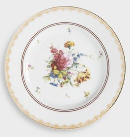 Floral Plate Large