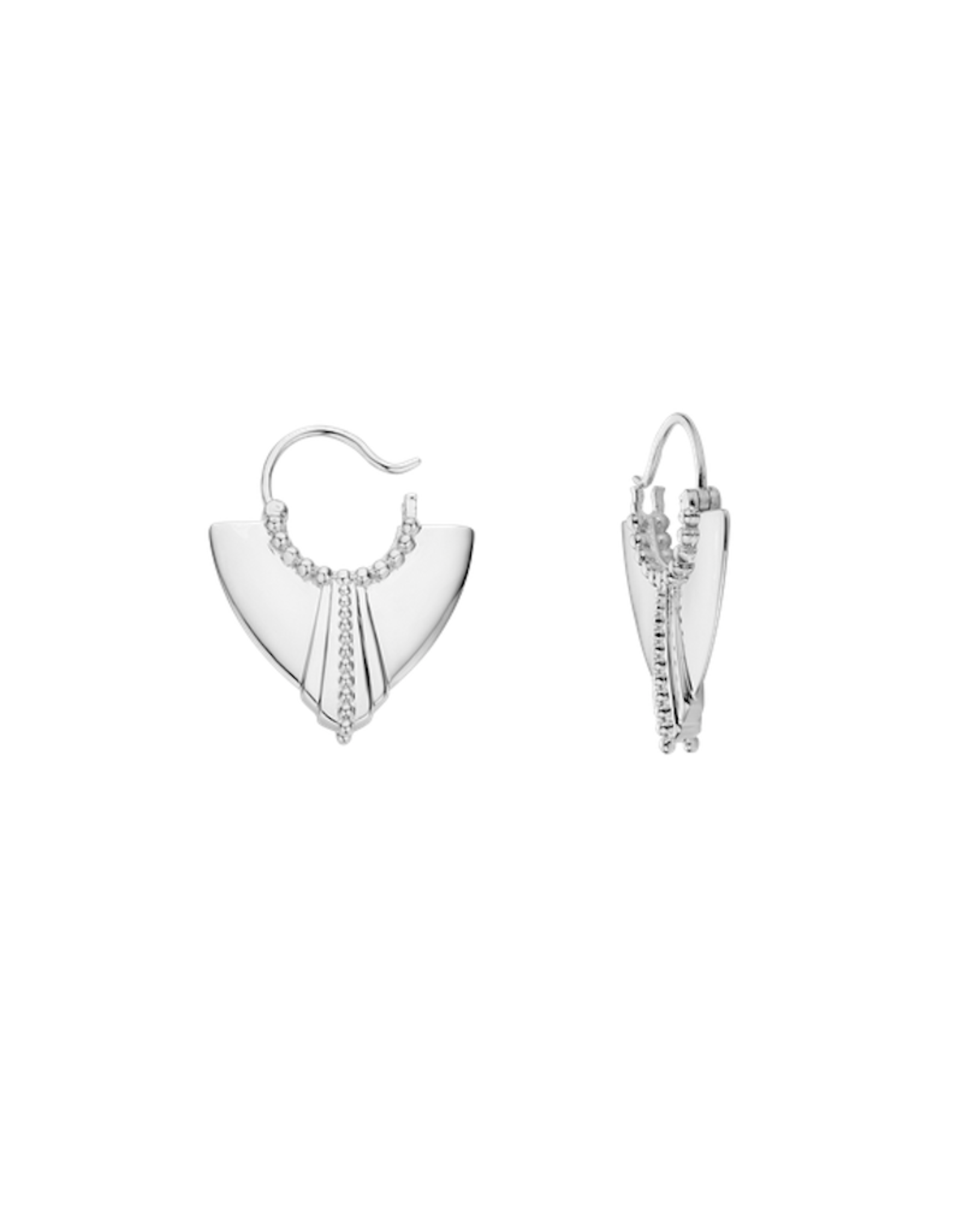Freida Earrings Silver