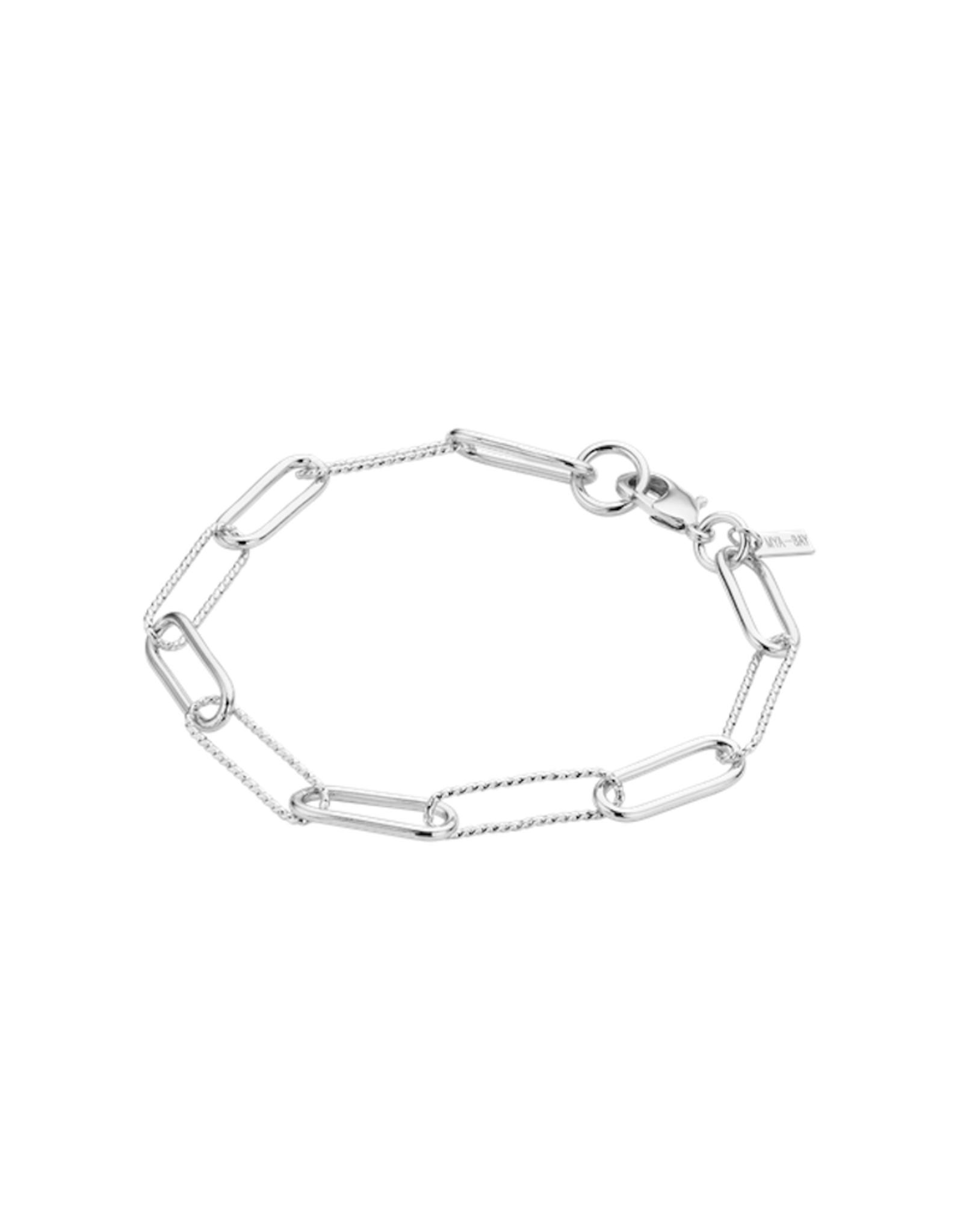 Bell Air Bracelet Silver