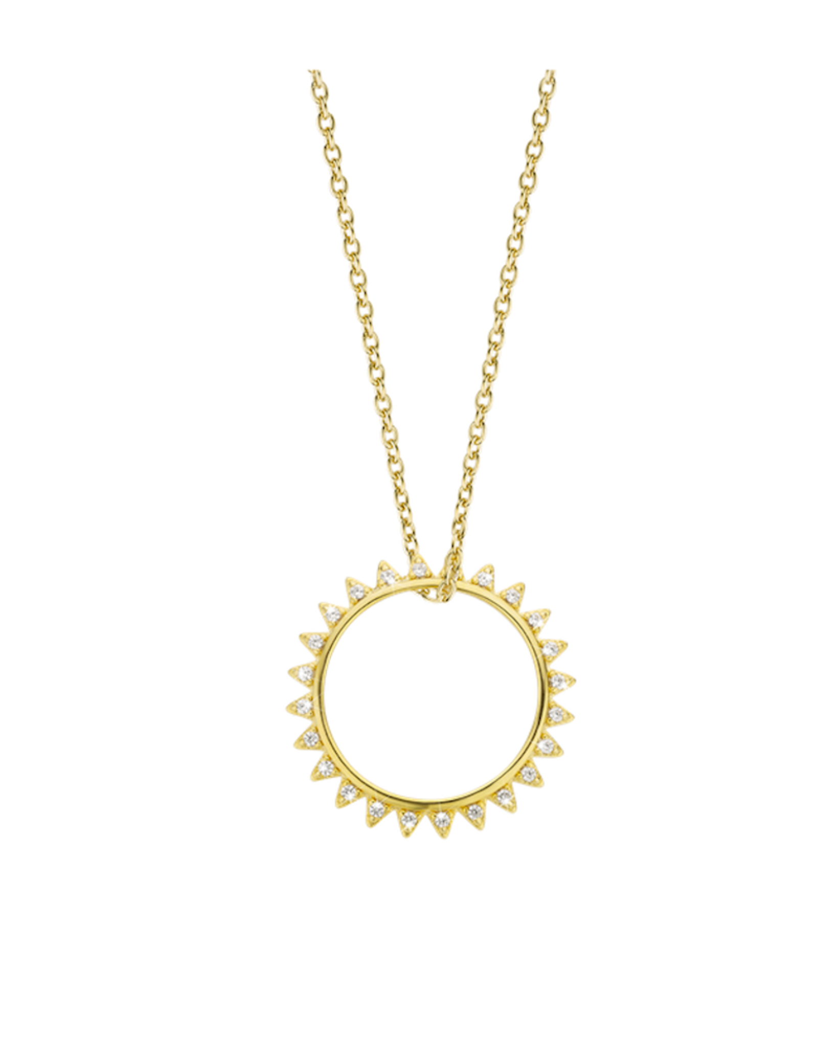 Sunset Necklace (Gold)
