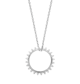 Sunset Necklace (Silver)