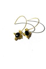 Pushkar Earring Onyx