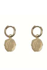 Ten Cent Hoops (Gold)