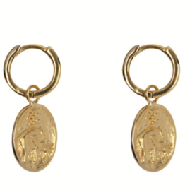 Elephant Small Hoops
