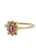 Chérie Rectangle Ring