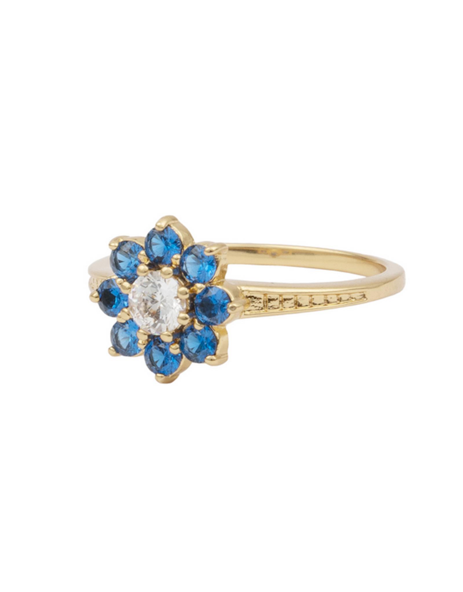 Chérie Clear Blue Ring
