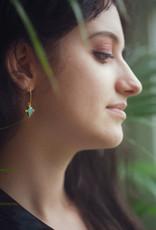 Pushkar Earring Amazonite
