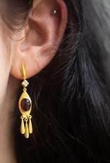 Goa Trip Earring AmethystGa