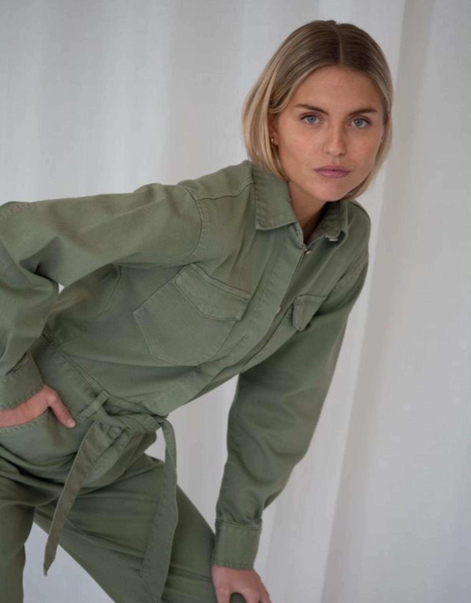 Boiler jumpsuit