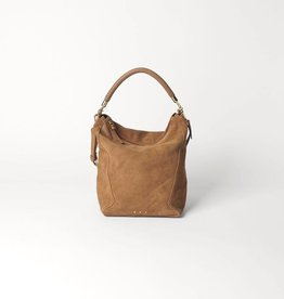 Suede Everly Bag
