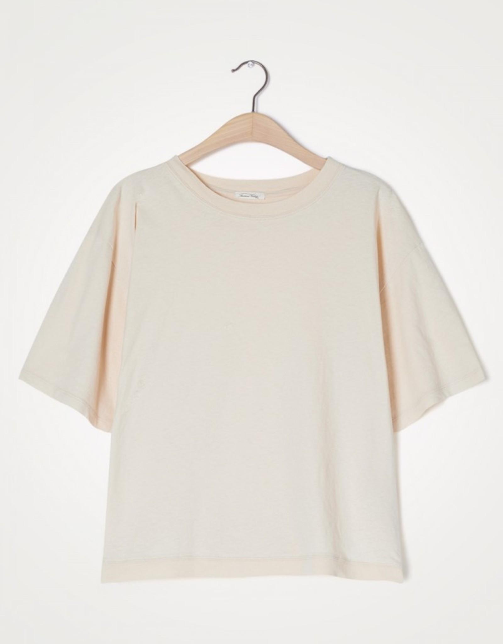 T-shirt Fakobay - Beige Rose Vintage