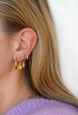 Lemon Earring Gold