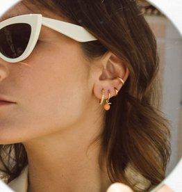 Peachy Earring Gold
