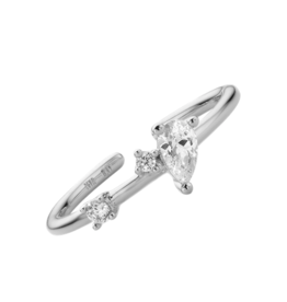 Mekong Ring Silver