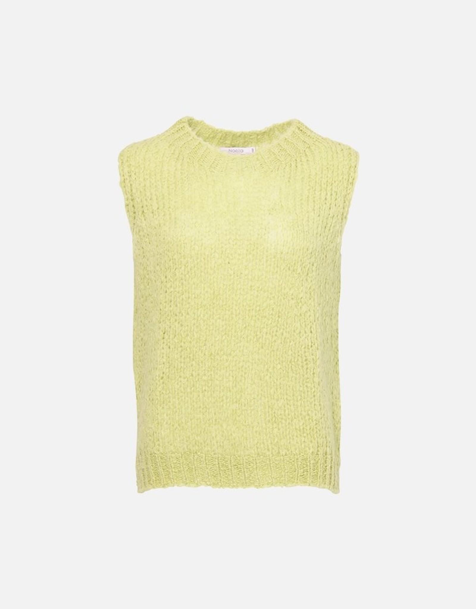 Kala Vest Yellow