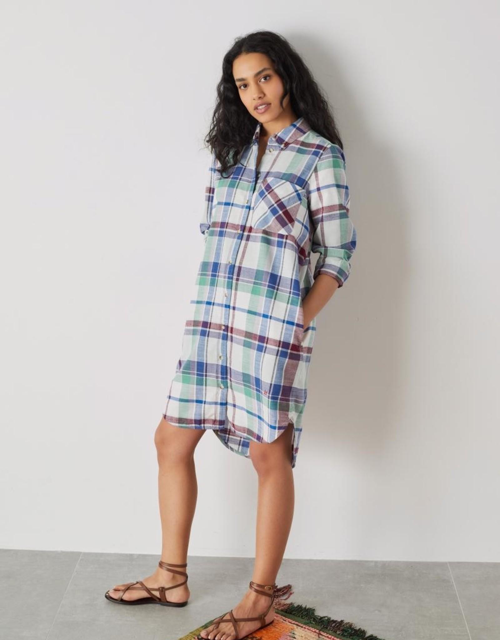Rap Madras Dress