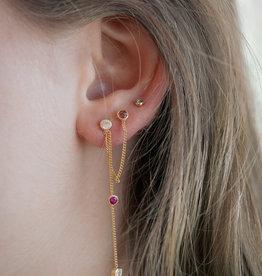 Srinagar Chain Earring