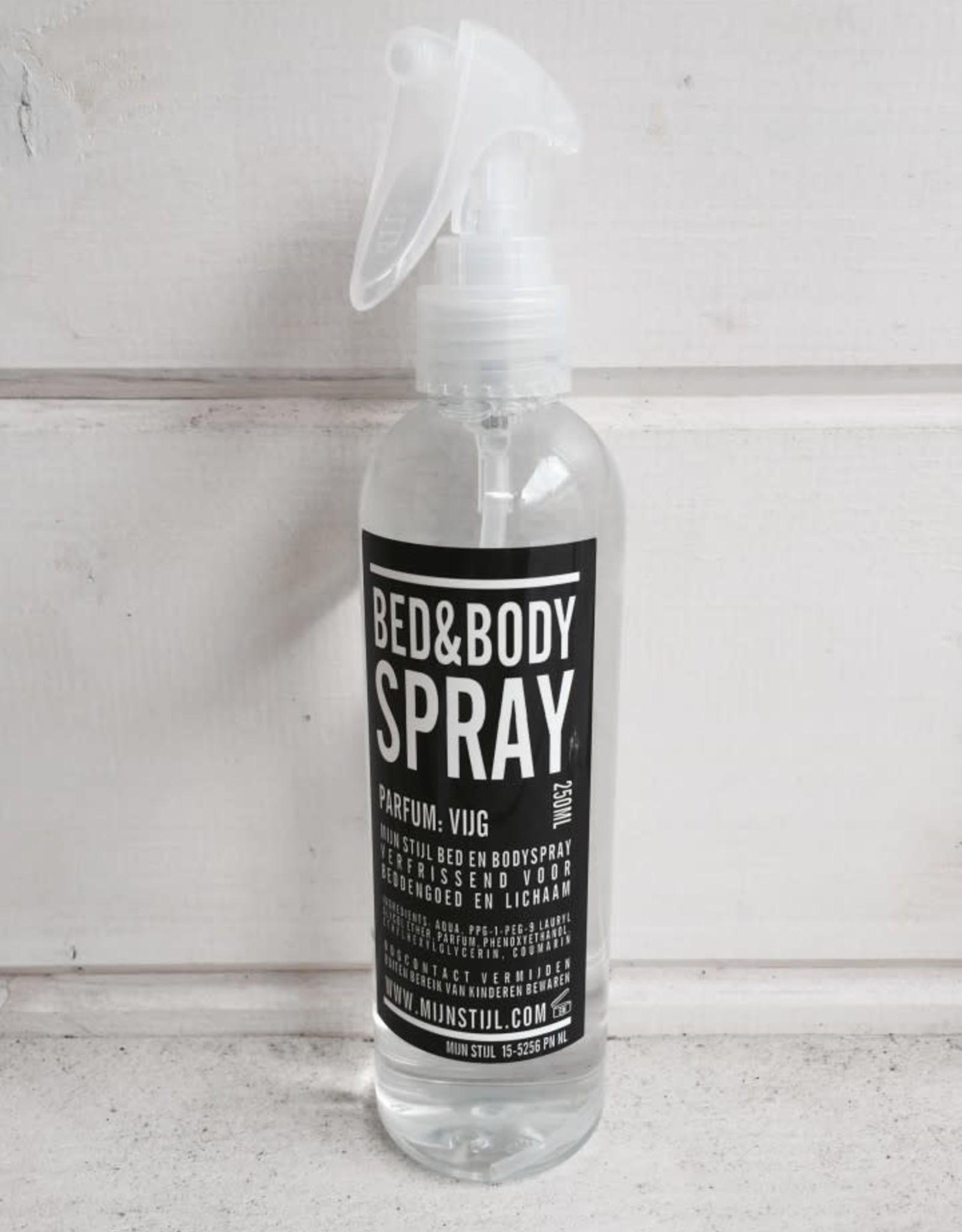Bed en Bodyspray Vijg 250ml