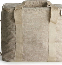 City Cooler Bag Linnen