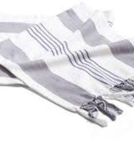 Hamam Blanket Grey 50x70cm ECO