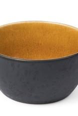 Bitz Bowl 12cm Amber/Black
