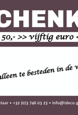 Geschenkbon 50 €uro